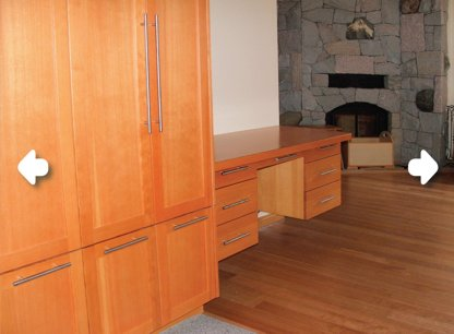 Ross McPhee cabinetry examples